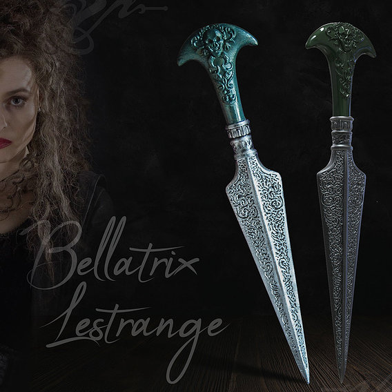 Bellatrix Dagger