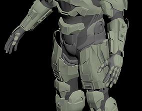 Halo 3D Models | CGTrader
