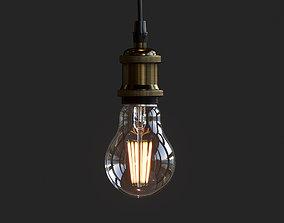 3D PBR Pendant Light