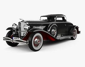 Duesenberg Model J 1931