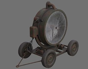 Searchlight 1B 3D asset