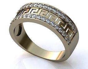 Ring BK094 3D print model