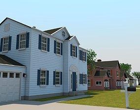 3D model Neighborhood