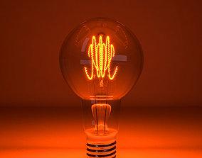 3D Tungsten lamp model-4