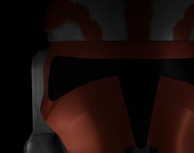 Clone Trooper S7 Helmet 3D asset