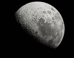 Moon - 3D