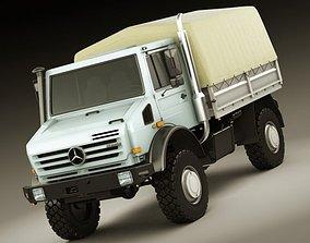 Mercedes Unimog u5000 3D