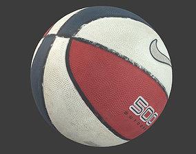 3D asset Basketball Nike 500 Outdoor