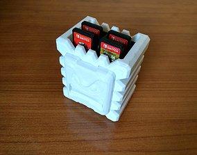 3D printable model Thwomp Nintendo switch tools