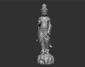 Buddha 3D model 1