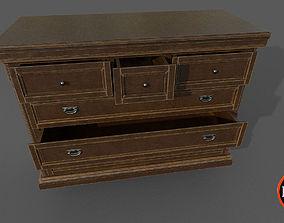 Dresser-01A 001 3D model