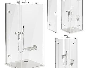 Ravak SmartLine Shower Cabin 3D model