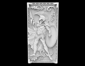 3D print model Spartan