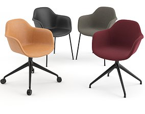 3D model Arena Chairs by ICONS OF DENMARK