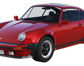 Porsche 911 930 Turbo 1975 - 1989 3D