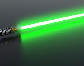 Light Saber 3D model other