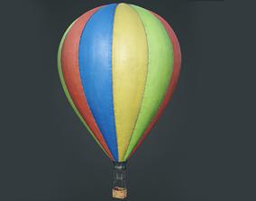 3D asset Air Ballon
