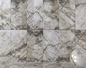 3D Wall Tiles Museum Crystal Thunder 60x120 Set 2