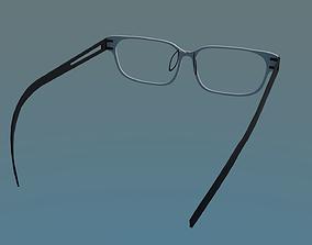 Eyeglasses 3D model VR / AR ready