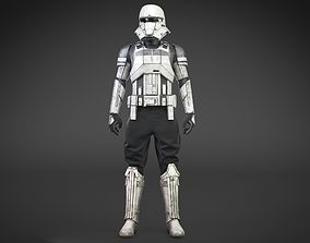 3D model Star Wars Tank trooper
