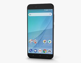 3D Xiaomi Mi A1 Black