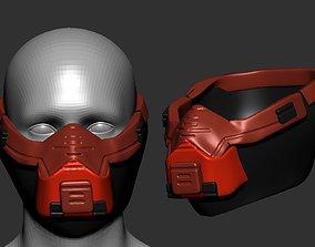 white urinal helmet high poly sculpt 3d printable