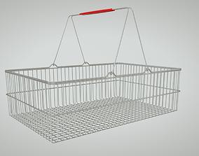 3D model Shopping Basket bag