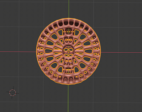 ring rounded 3D printable model
