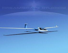 Glaser-Dirks DG-300 Glider V04 3D