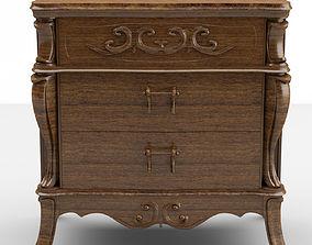 BELCOR ETOILE EO0641CX bedside table 3D