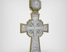 crucifixion Cross C017 3D print model