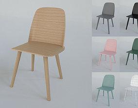 Muuto Nerd Chair 3D model