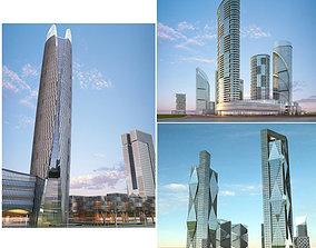 Cityscape 7-9 3D