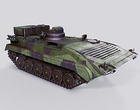 BMP 1 - TJ Finnish Artillery Reconnaissance 3D asset