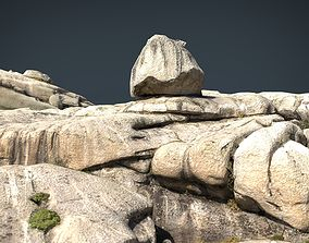3D asset MOUNTAIN ROCKS 3