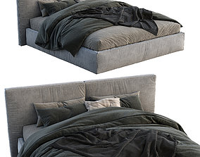 Flexteam Bed MILLER 3D