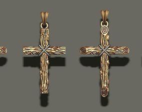 cross pendant pack 3D print model
