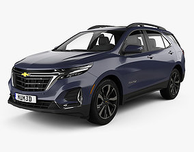 Chevrolet Equinox Premier 2020 3D