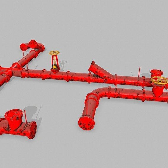pipe set 1