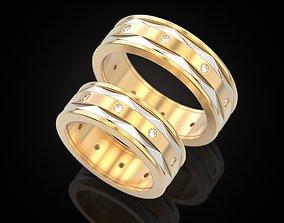 3D print model Wedding ring 84