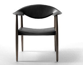 Lm92 Metropolitan Chair 3D