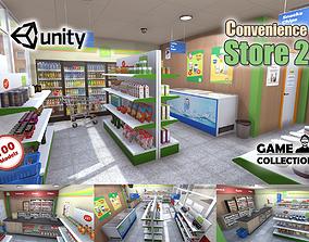 3D model Convenience Store 2