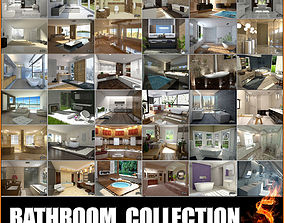 3D model Bathroom collection 5
