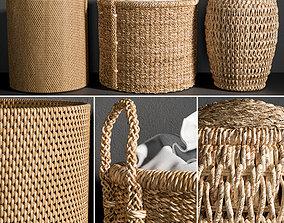 Baskets 4 3D model