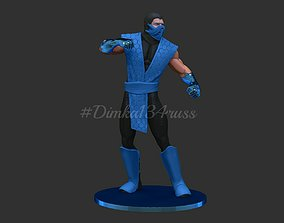 subzero 3D printable model