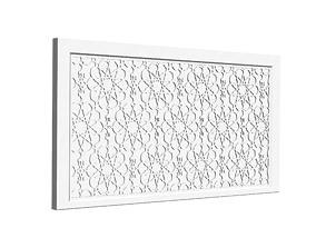 decorative panel 3D print model
