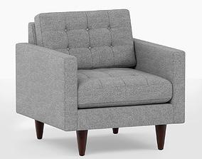 Joybird Eliot Apartment Chair 3D model