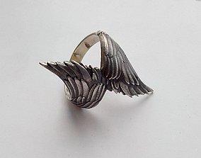 RIng Wings 3d print model