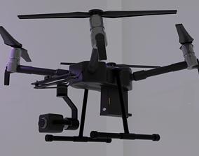 3D model Drone DJI M200