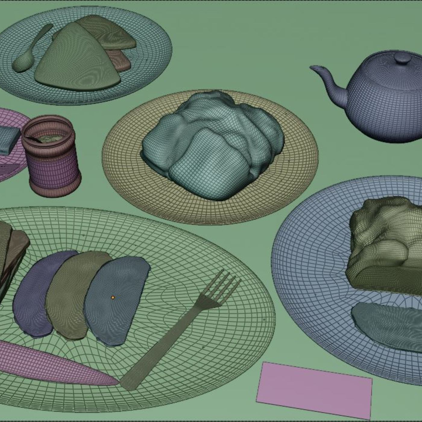 CGI Food